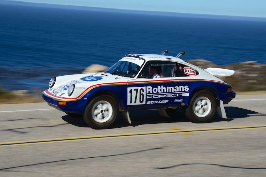 1984 Porsche 953 911 Paris-Dakar Rally