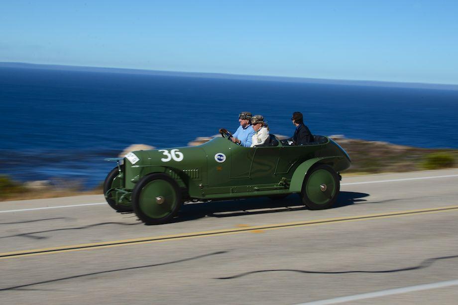 1910 Benz 22/80 hp Prinz Heinrich Renn Wagen