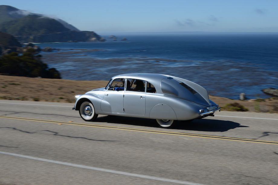 1940 Tatra T87 Sedan