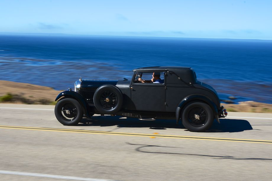 1927 Bentley 6 1/2 Litre Surbico Sport Coupe
