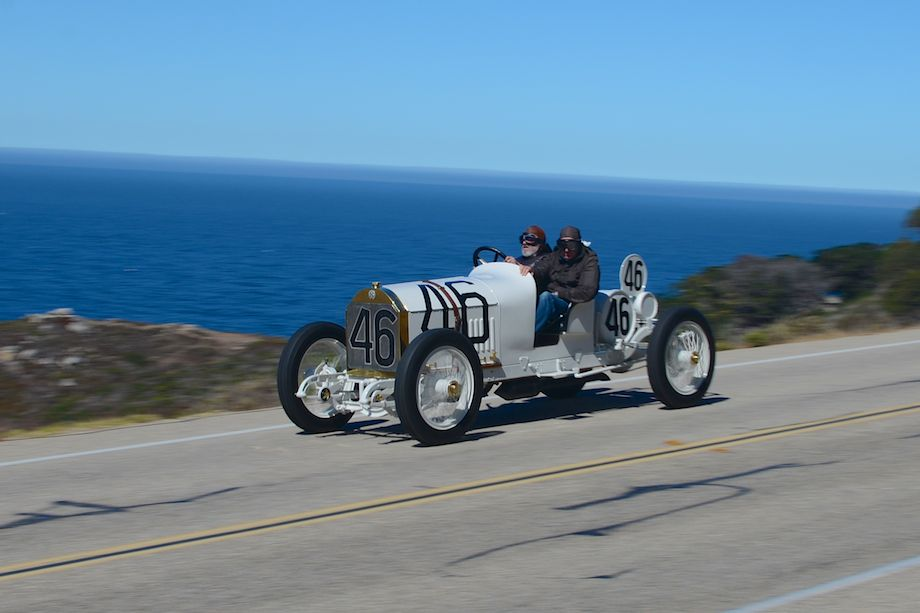 1908 Benz 105 HP Prinz Heinrich Two Seat Race Car
