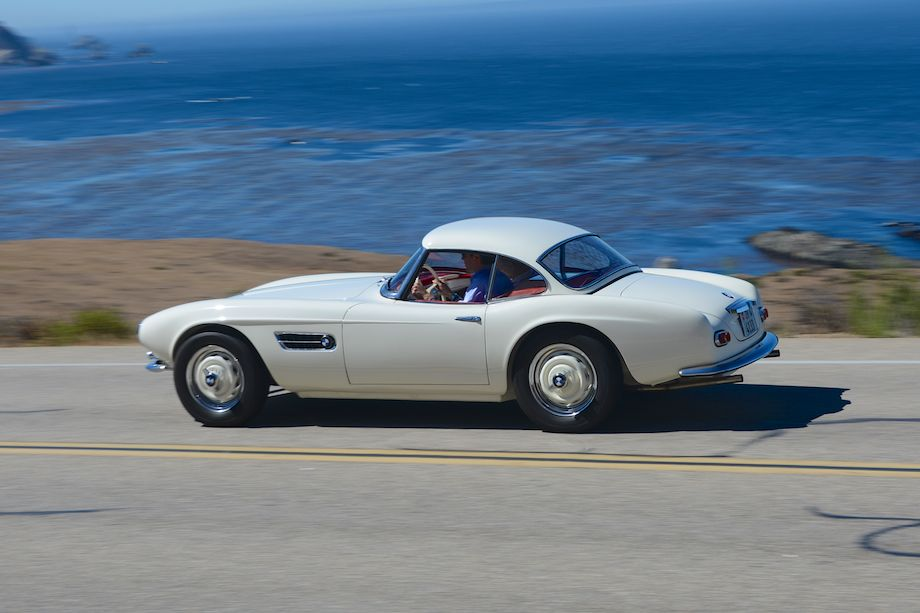 1957 BMW 507 Series I Roadster