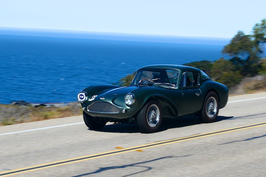 1956 Aston Martin DB3S Fixed Head Coupe