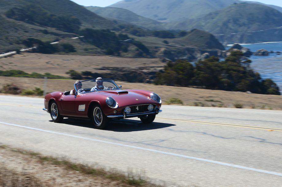 1960 Ferrari 250 GT LWB Scaglietti Spider California