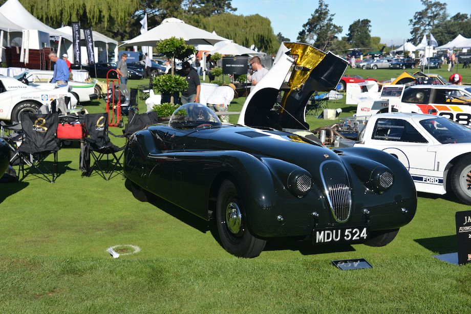 Jaguar XK120 is the only Jaguar with a World Land Speed Record