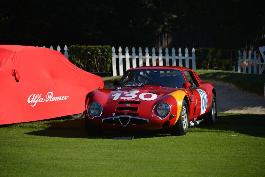 1967 Alfa Romeo TZ2