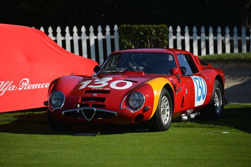 Alfa Romeo Giulia TZ2  Driving Report and Video Profile