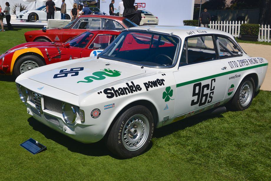 1968 Alfa Romeo GTA Junior Corsa