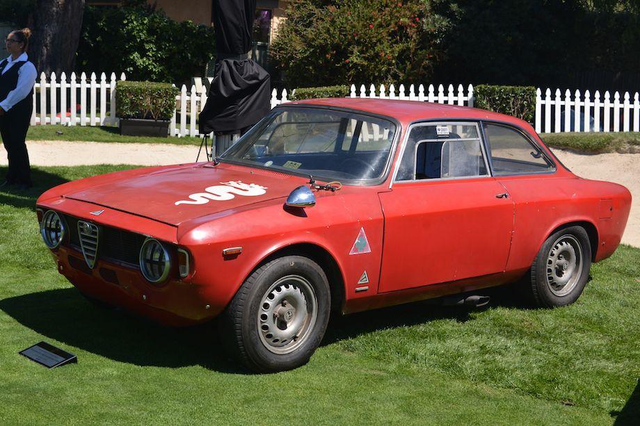 1967 Alfa Romeo GTA Prototipo 1600 Corsa, ex-Works