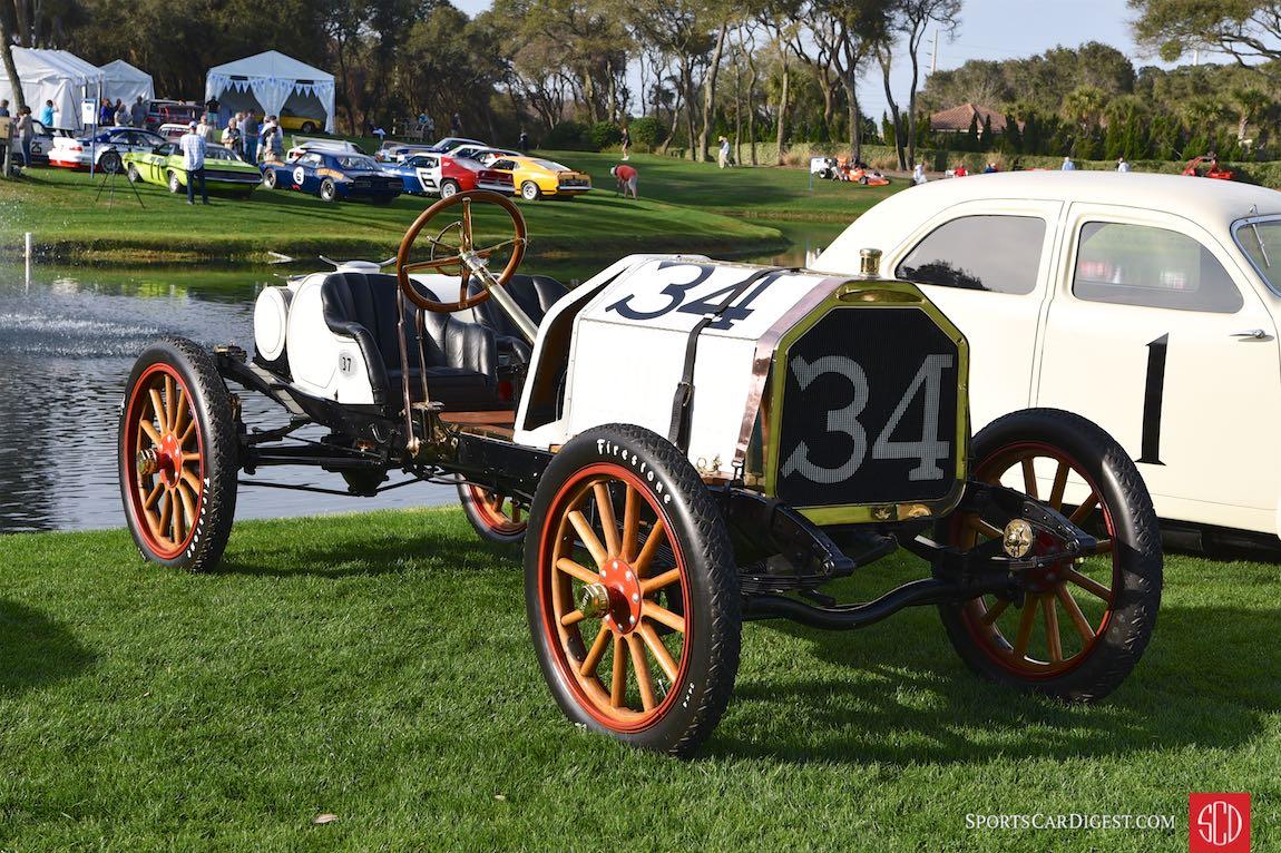 1909 Buick 16B