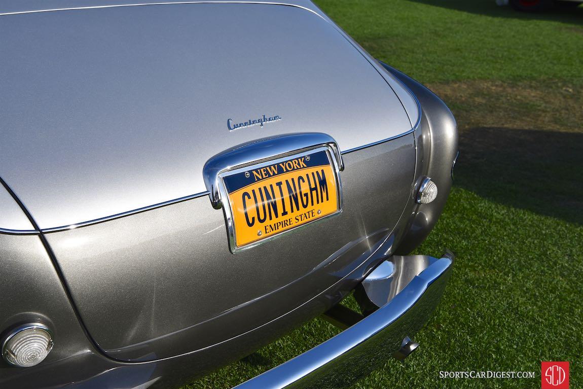 1954 Cunningham C3 Vignale