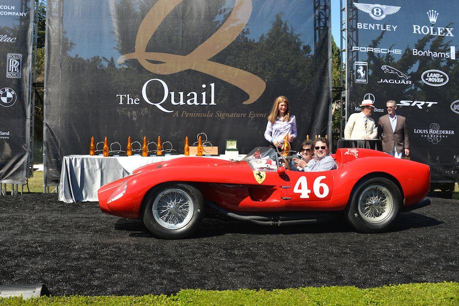 1958 Ferrari 250 Testa Rossa, Great Ferraris Class Winner