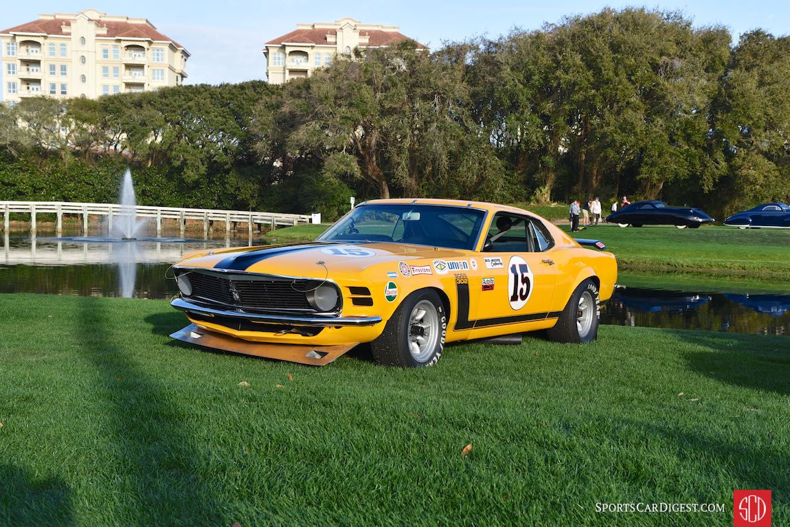 1970 Bud Moore Ford Boss 302 Mustang