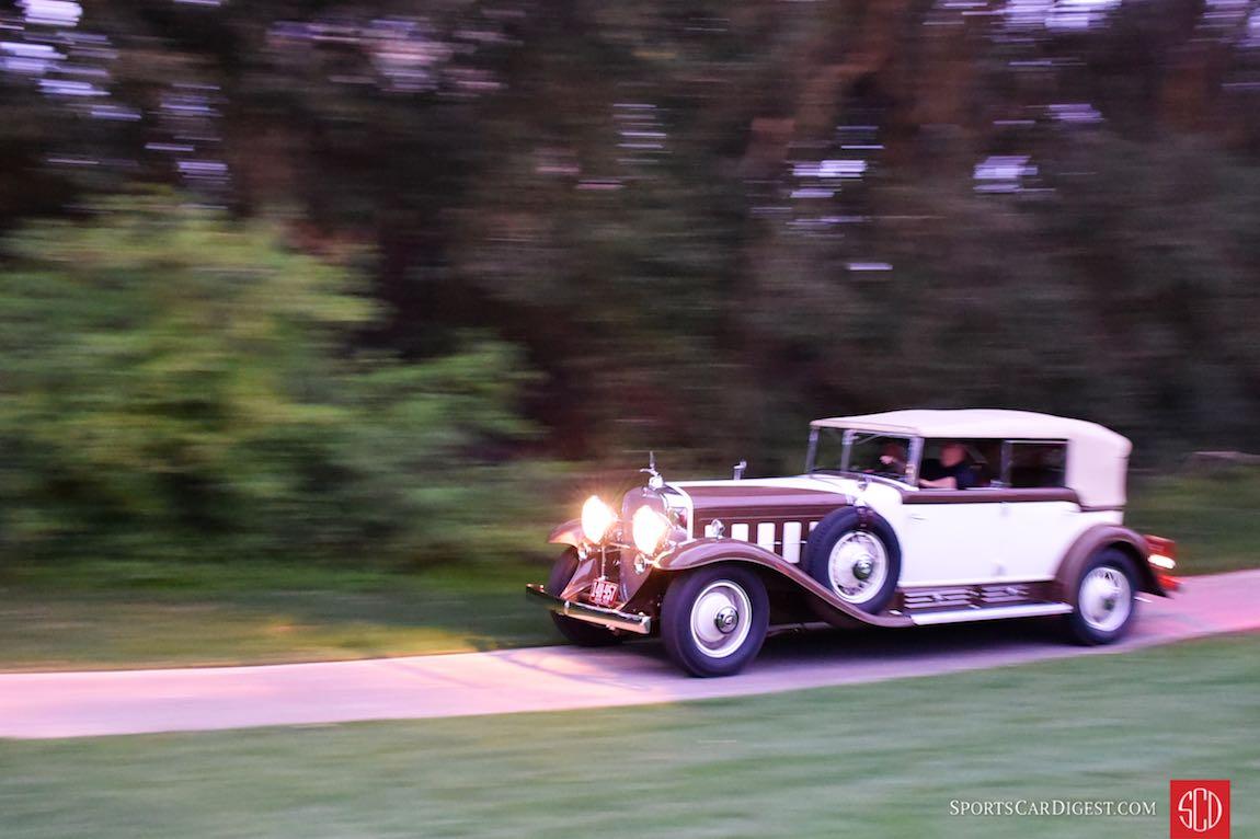 1930 Cadillac 452 All-Weather Phaeton