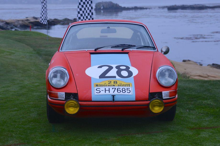 Porsche 911S GT Coupe