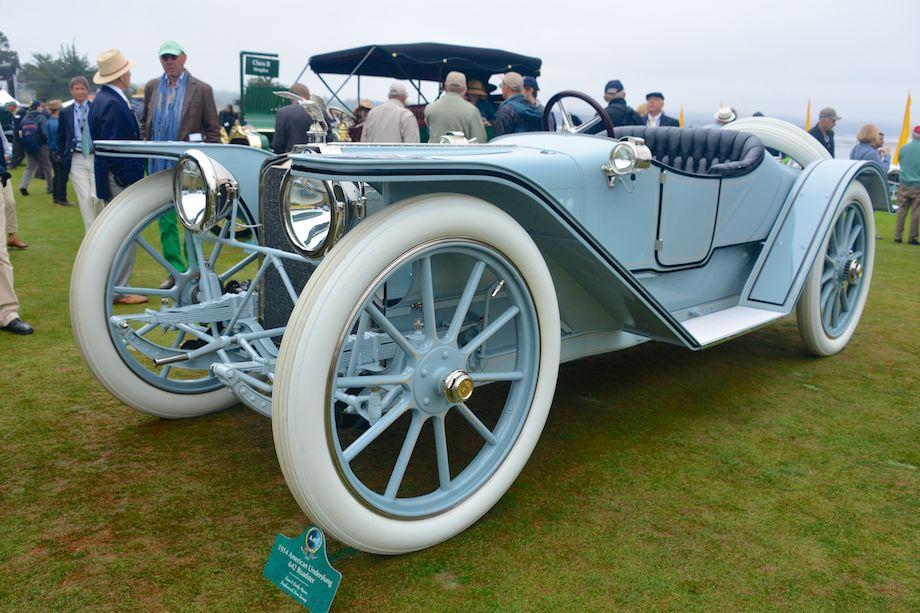 1914 American Underslung 642 Roadster1914 American Underslung 642 Roadster