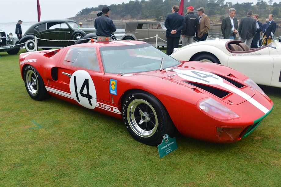 1966 Ford GT40 Mark I