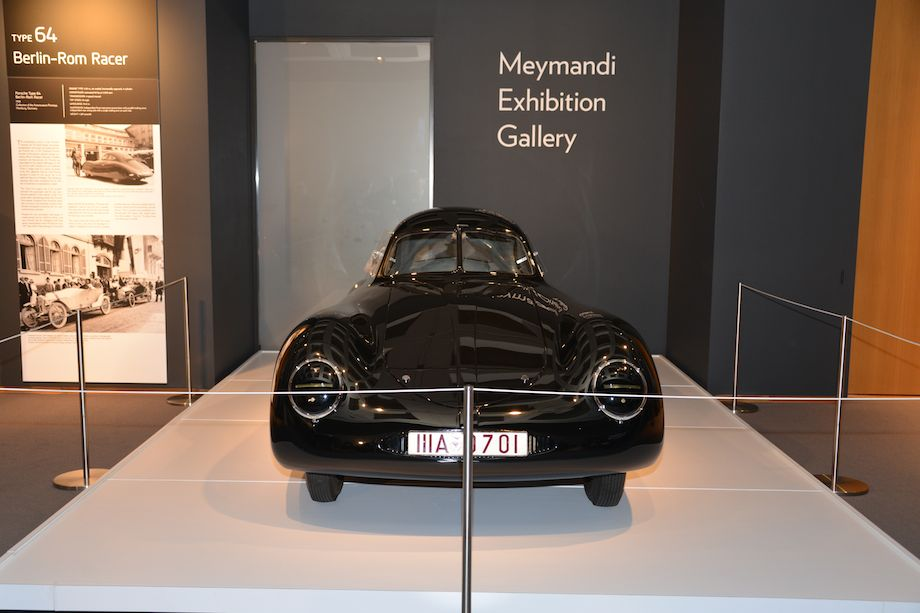1938/9 Type 64 Berlin-Rom Racer