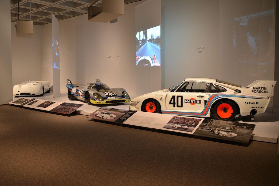 Porsche by Design: Seducing Speed Exhibit