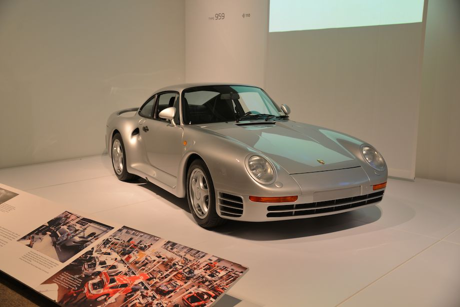 1988 Porsche 959, Ralph Lauren Collection