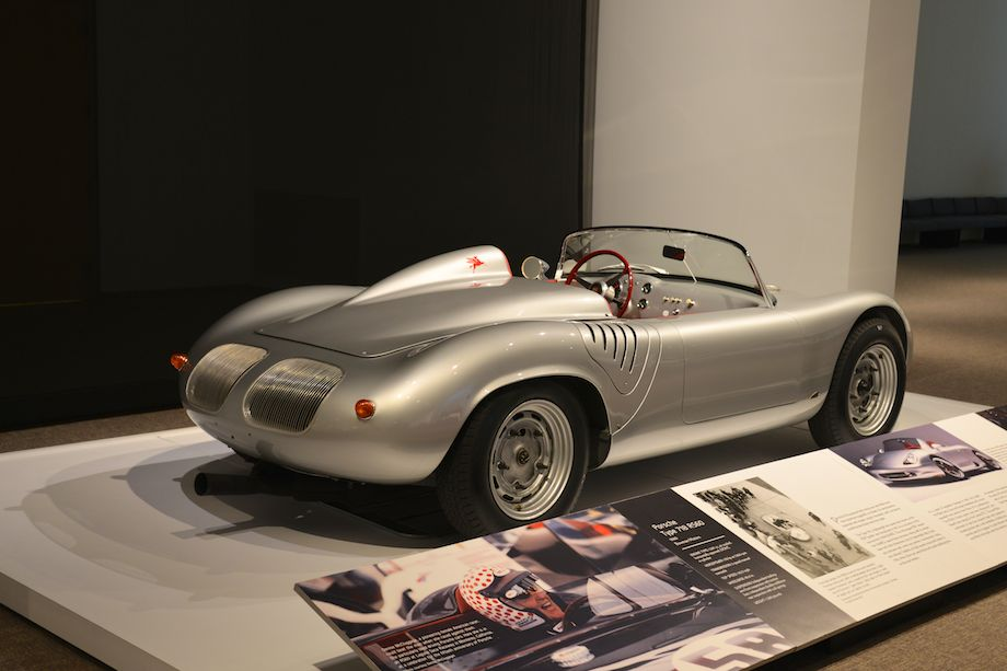 1960 Porsche Type 718 RS60, Bowman Motors