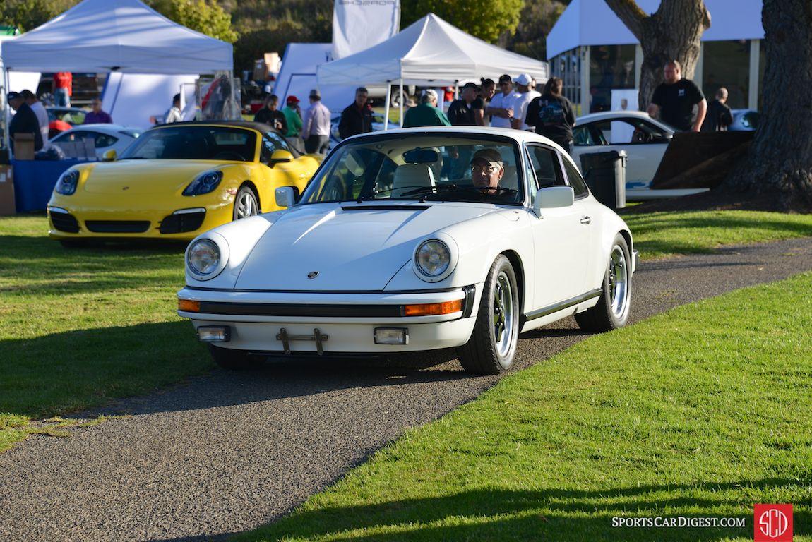 Grand Prix White is hard to beat at Porsche Werks Reunion 2015