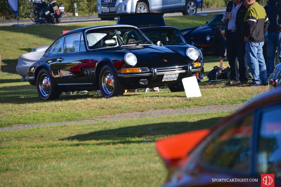 1969 Porsche 912 at Porsche Werks Reunion 2015