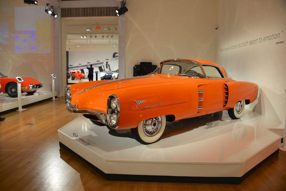 1955 Lincoln Indianapolis Exclusive Study by Carrozzeria Boano