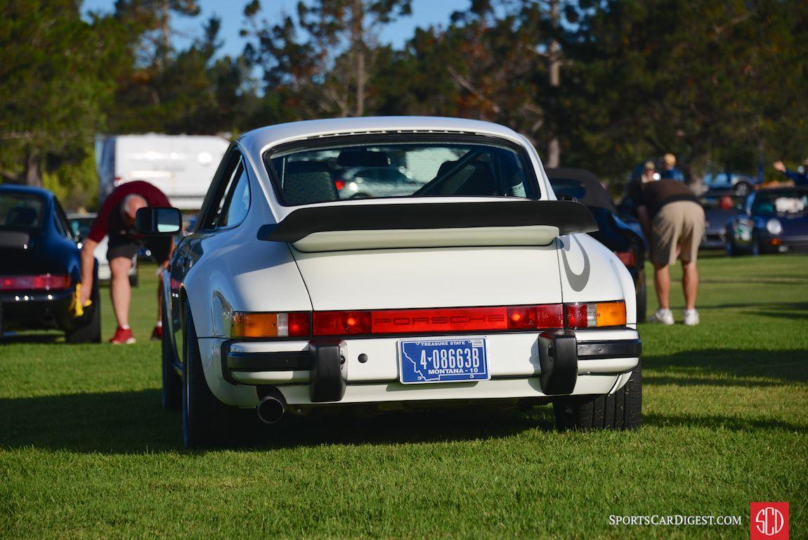 1988 Porsche 911 Carrera Club Sport at Porsche Werks Reunion 2015