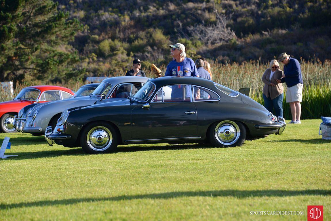 The always lovely 'Slate Gray' at Porsche Werks Reunion 2015