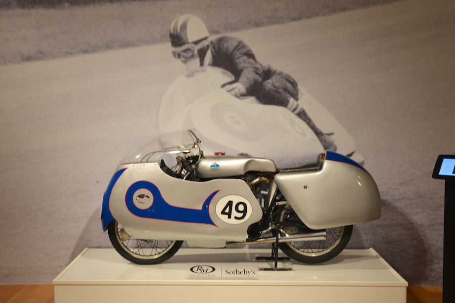 1957 F.B. Mondial 250 Bialbero Grand Prix
