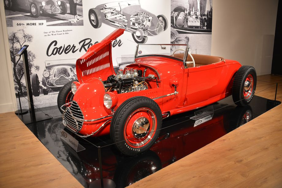 1927 Ford 'Dick Flint' Roadster
