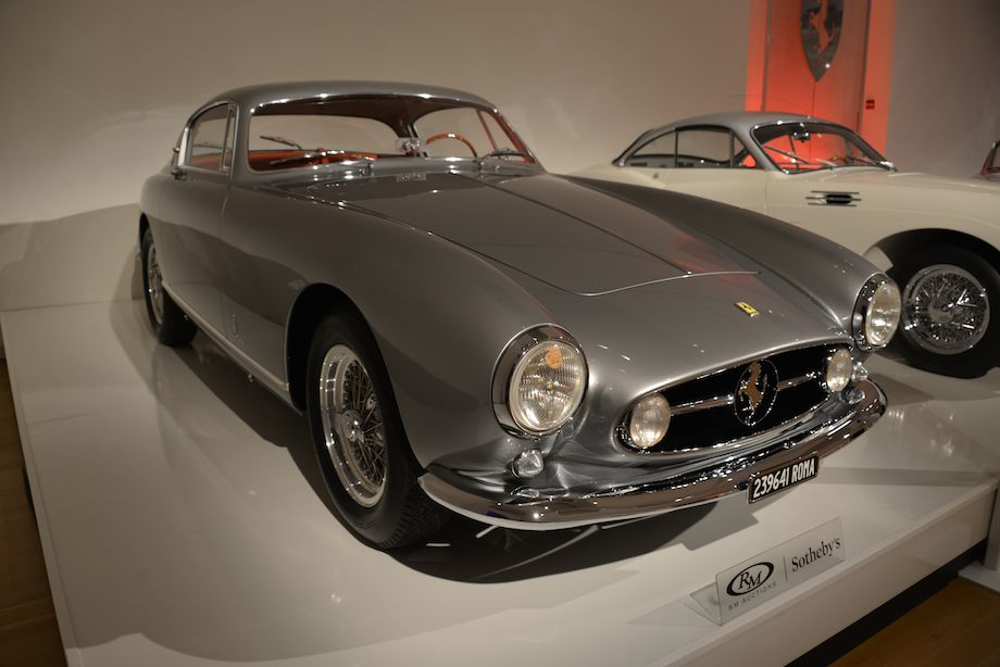 1955 Ferrari 250 Europa GT Coupe by Pinin Farina