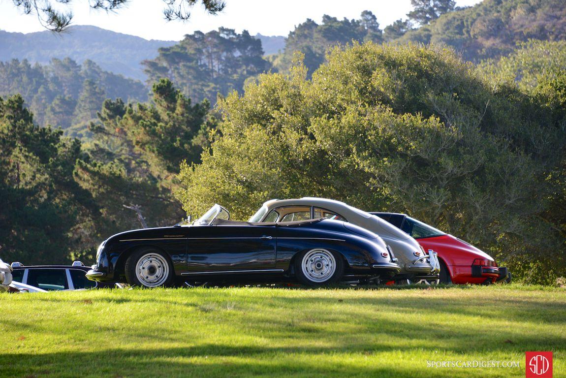 The evolution of Porsche is easy to appreciate at Porsche Werks Reunion 2015