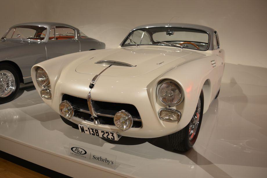 1954 Pegaso Z-102 Series II Berlinetta