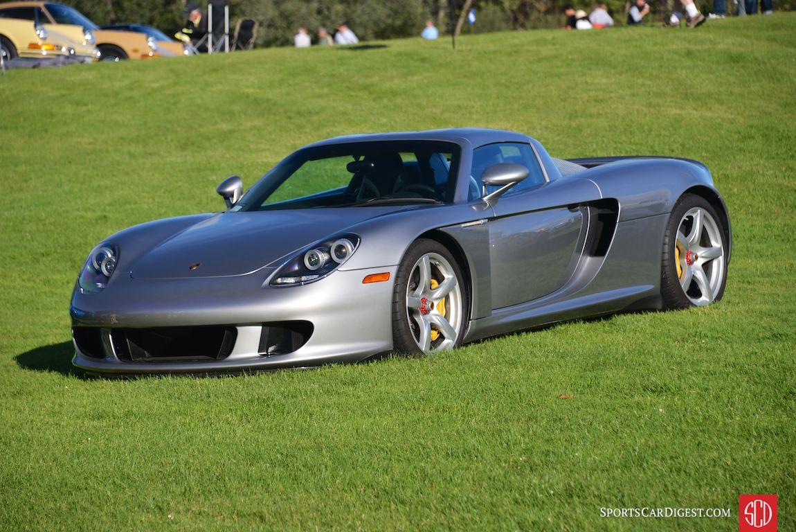 Porsche Carrera GT at Porsche Werks Reunion 2015