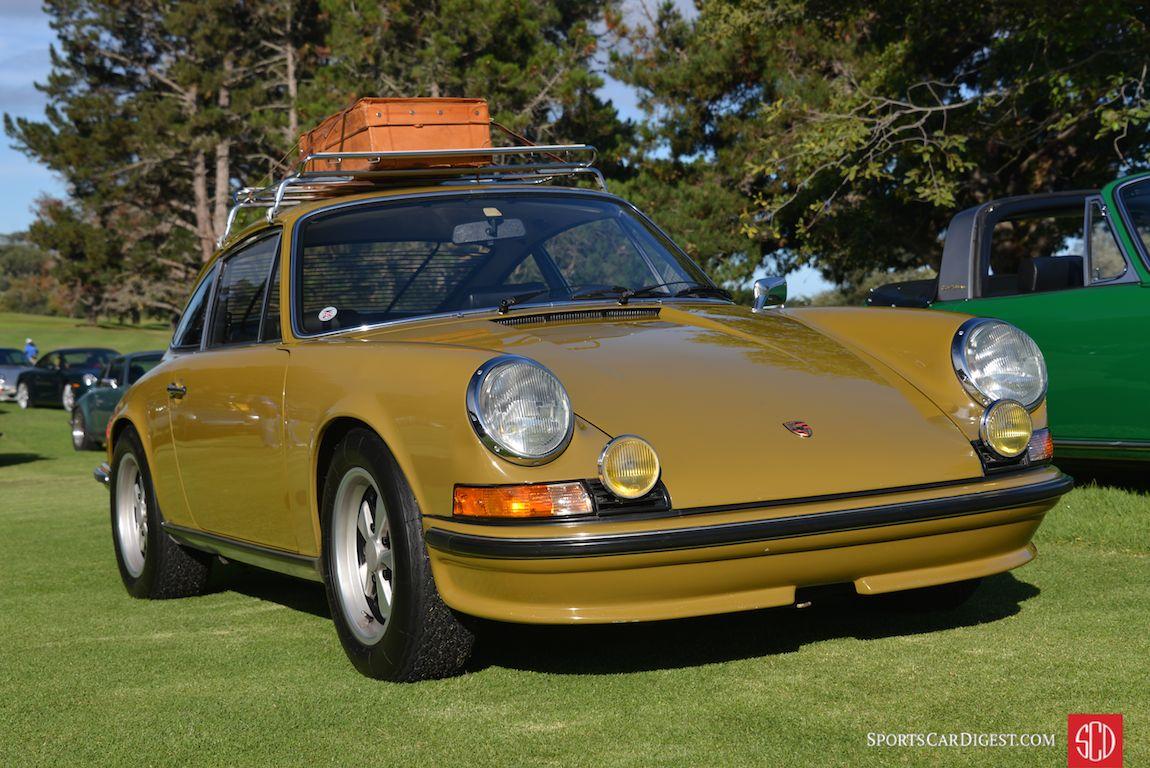 Highly accessorized at Porsche Werks Reunion 2015