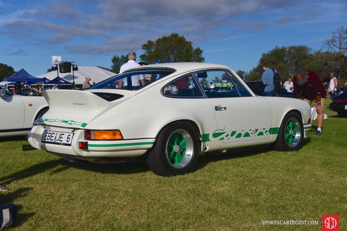 1973 Porsche 911 Carrera RS at Porsche Werks Reunion 2015