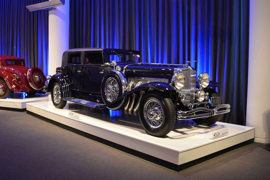 1933 Duesenberg Model SJ Beverly