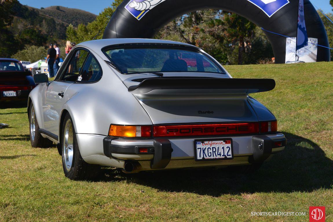 1975 Porsche 911 Turbo at Porsche Werks Reunion 2015