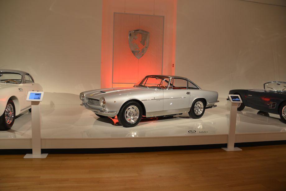1959 Ferrari 250 GT SWB Competition Berlinetta Speciale by Bertone