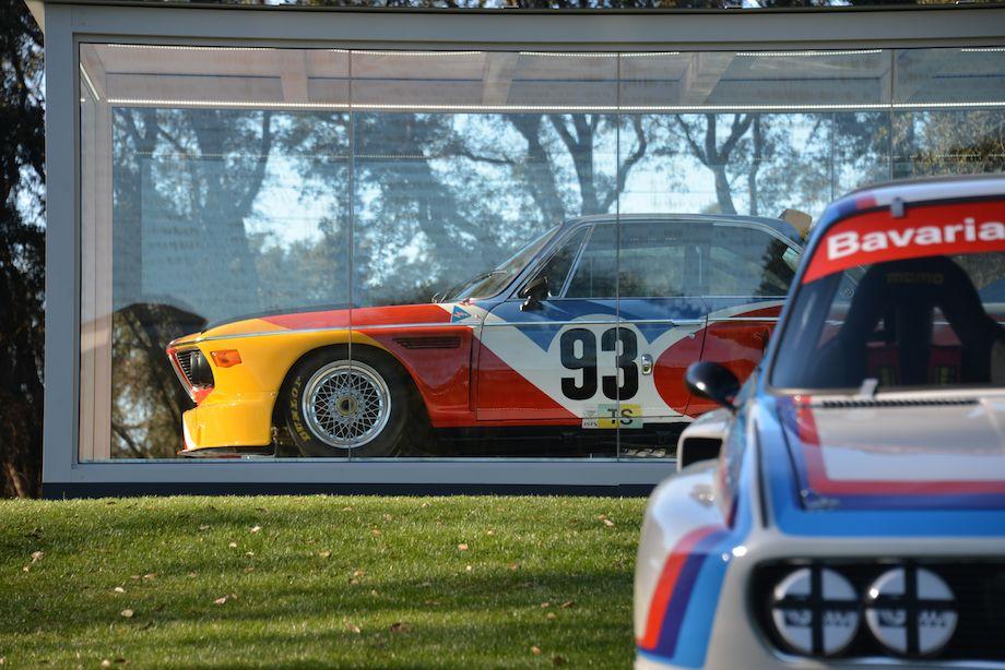 1975 BMW 3.5 CSL Alexander Calder Art Car
