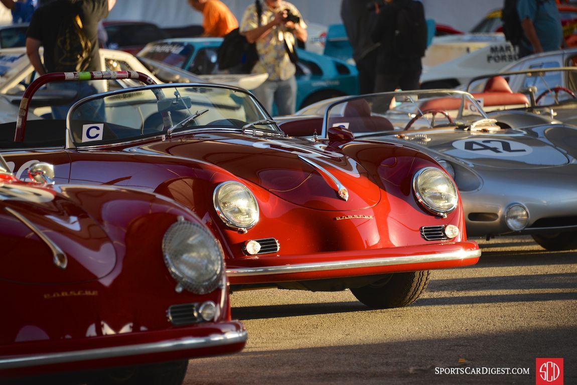 1959 Porsche 356A Carrera GT Speedster
