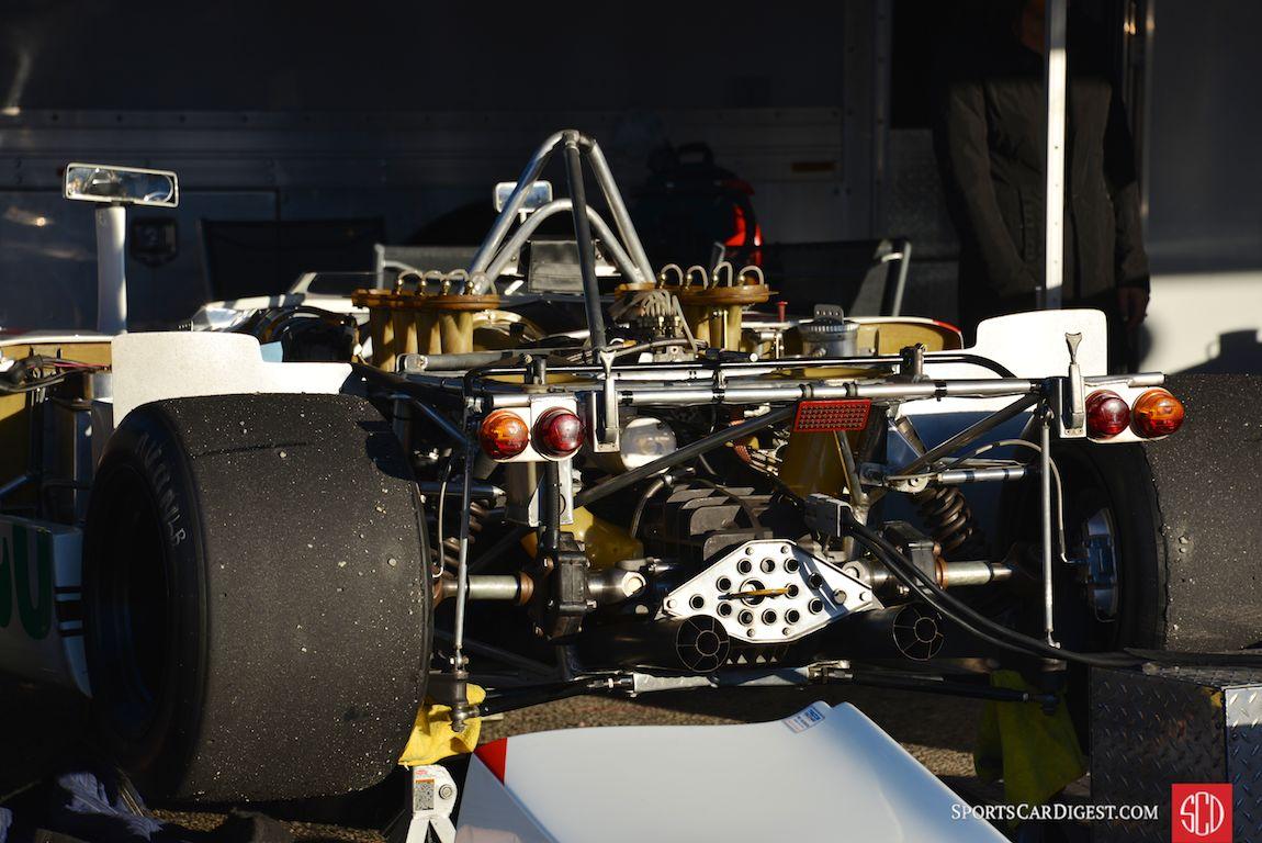 1968 Porsche 908/3 chassis 007