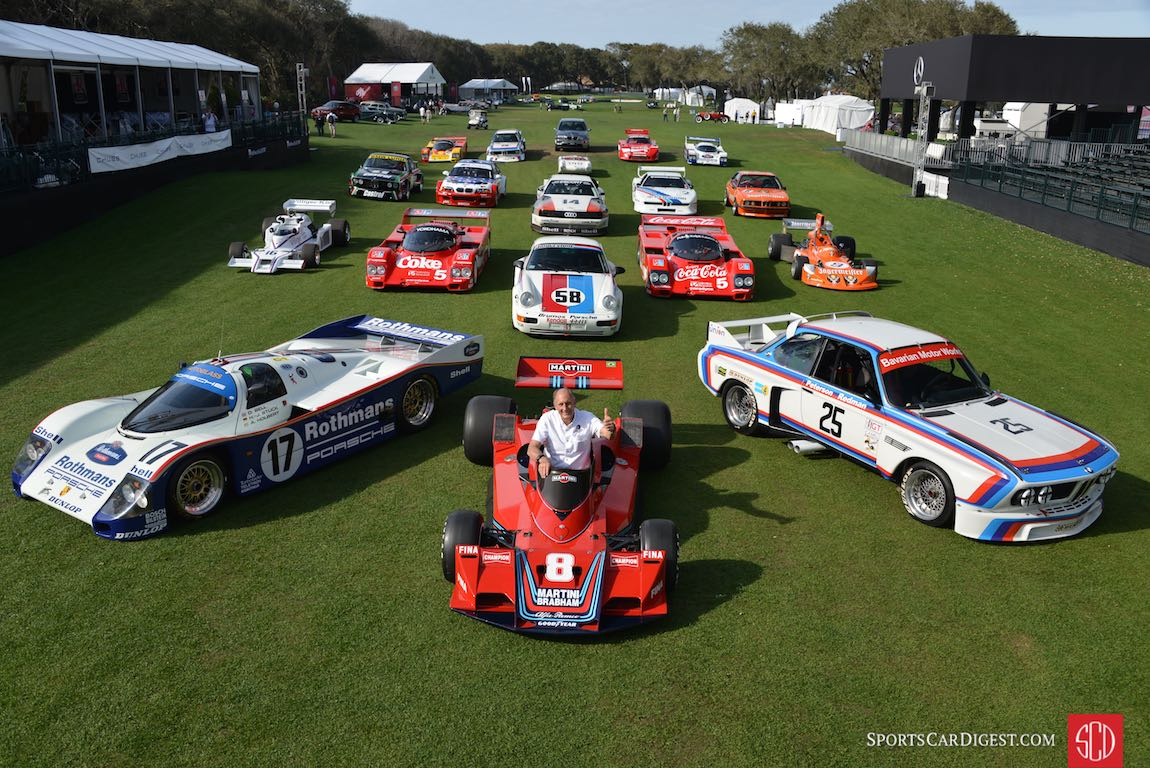 Race cars of Hans Stuck