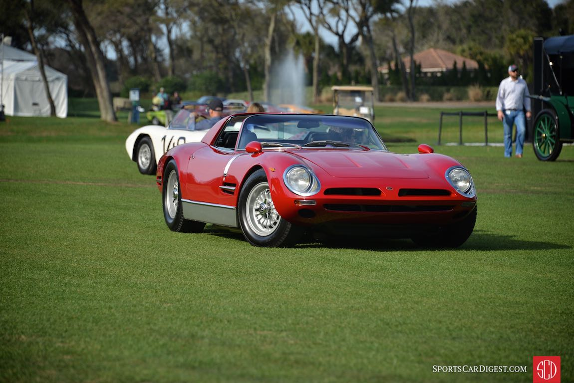 Bizzarrini 5300 GT Spider