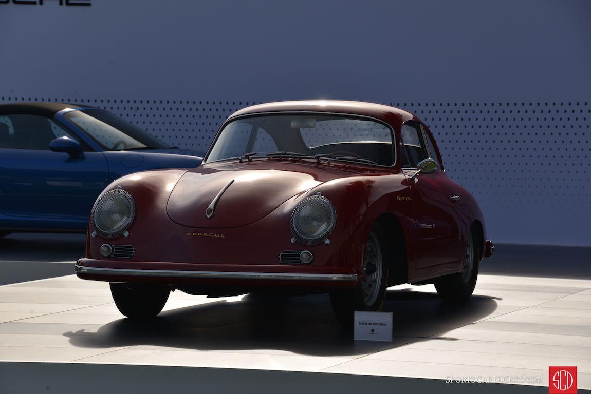 Porsche 356 Carrera GS/GT