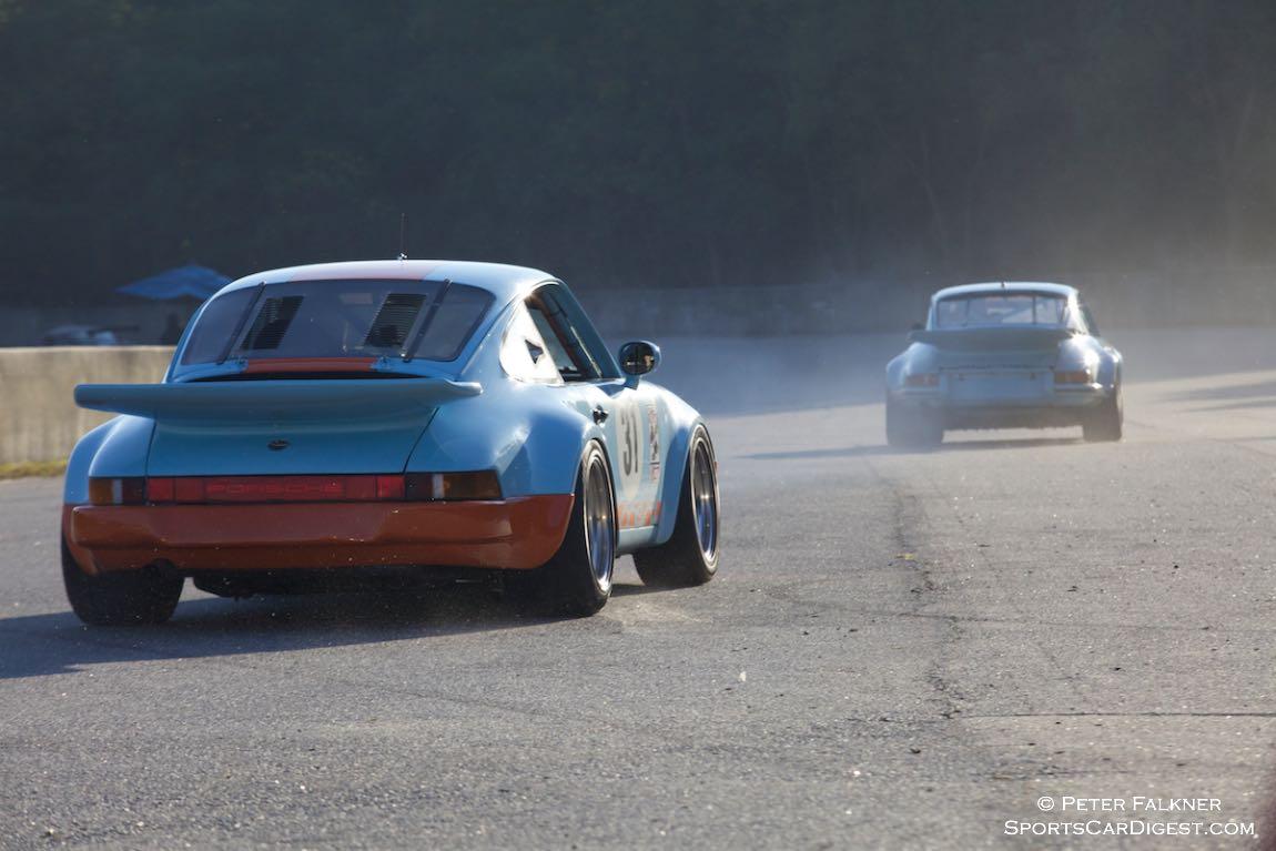 1973 Porsche 911 IROC