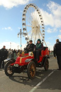 November 2012, London to Brighton Veteran Car Run