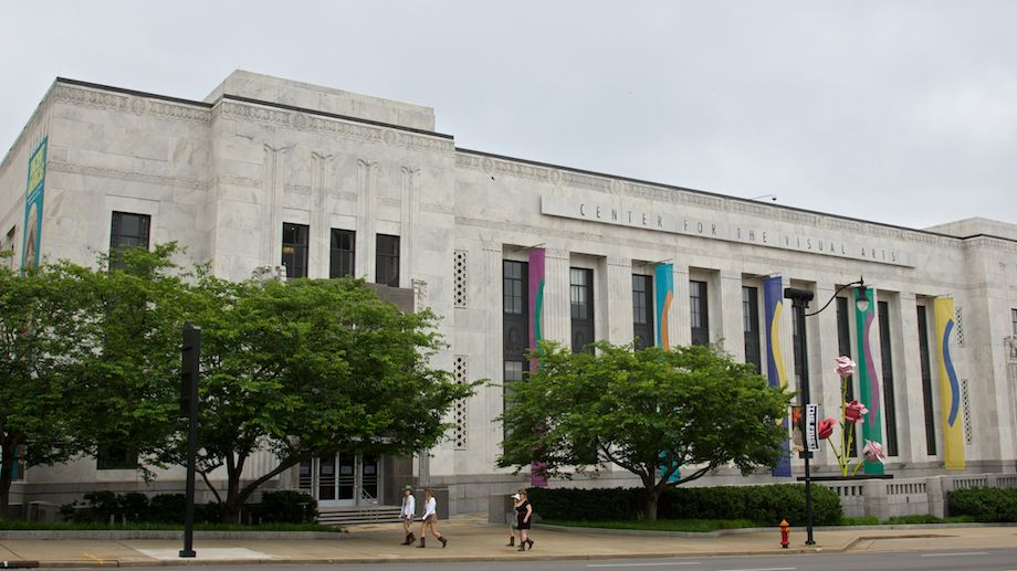 The First Center for the Visual Arts. The former Post Office was built in 1934.